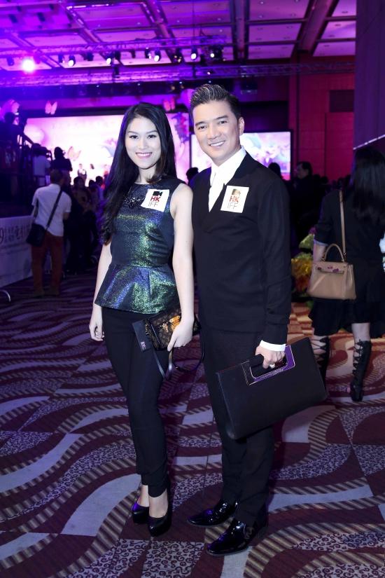 Ca sĩĐàm Vĩnh Hưng cùng diễn viên Ngọc Thanh Tâm vừa có dịp tham giaHội chợ phim Hong Kong 2015 vàmang bộ phim Hiệp sĩ mù giới thiệu với bạn bè quốc tế.
