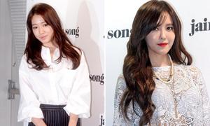 Park Shin Hye lộ khuyết điểm, Hyo Min già chát dự sự kiện