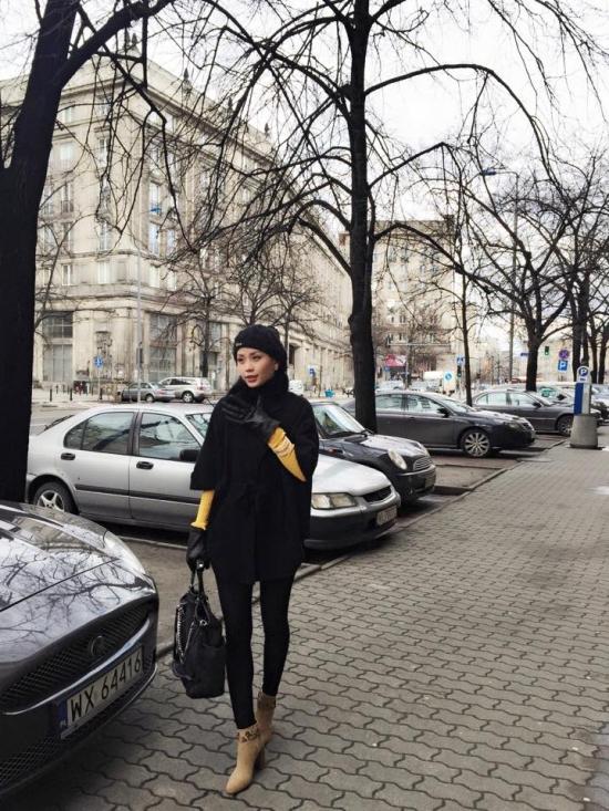 Diễm Trang được đông đảo khán giả biết đên khi đăng quang danh hiệuÁ hậu 2 Hoa hậu Việt Nam 2014.Sau cuộc thi,Diễm Trang được xem là người đẹp kín tiếng nhất trong top 3. Á hậu thi thoảng nhận lời tham gia một số sự kiện lớn và nhiều sự kiện cộng đồng.