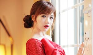 Hari Won chán nhí nhảnh, chuyển sang style quyến rũ