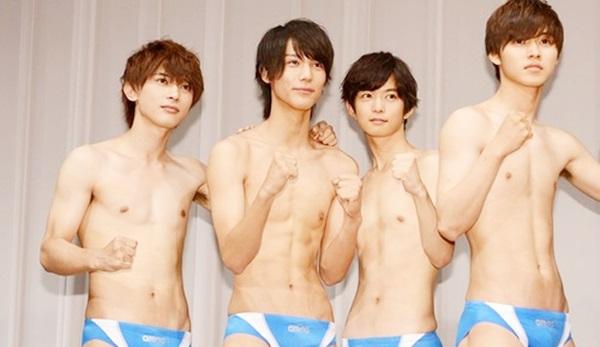 Phim quy tụ nhiều mỹ nam trẻ triển vọng của làng giải trí Nhật Bản.