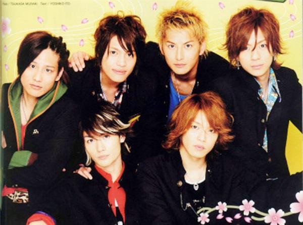 Gokusen là bệ phóng tên tuổi của nhiều mỹ nam hàng đầu Nhật Bản.