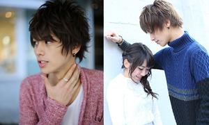 Chàng 'khổng lồ' cao 1m90 khiến teen girl Nhật mê mệt