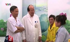 Nữ sinh Phú Thọ bị đánh hội đồng đã nói được trở lại