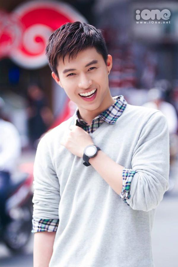 Dù học chuyên ngành Quản trị kinh doanh nhưng Trung là một chàng trai rất& nghệ sĩ, sở trường của cậu bạn này hội họa.