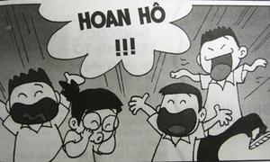 Fun pic: Khi thầy quyết định không kiểm tra miệng