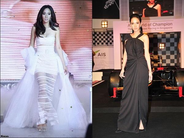 Không chỉ là một ngôi sao hạng A trên màn ảnh, Aum còn được biết đến với danh hiệu con cưng của những nhà thiết kế thời trang danh tiếng tại Thái Lan và thường xuyên được mời tham gia nhiều sàn diễn lớn trong nước.