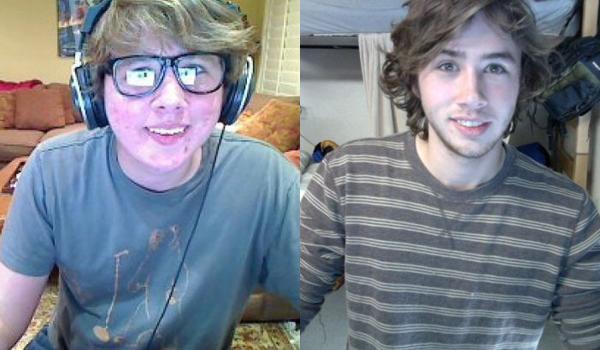 Sự thay đổi lớn lao từ một anh chàng bình thường lên đời thành hot boy.
