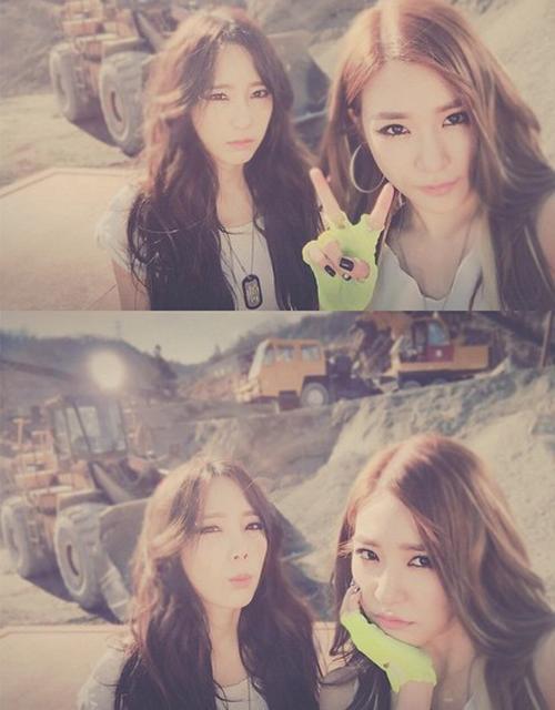 Tiffany và Tae Yoen