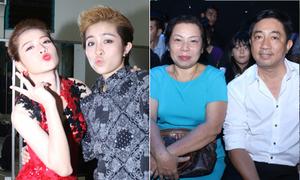 Bố mẹ Gil Lê tới ủng hộ Chi Pu thi chung kết BNHV