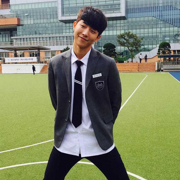 Nam Joo Hyuk School 2015.