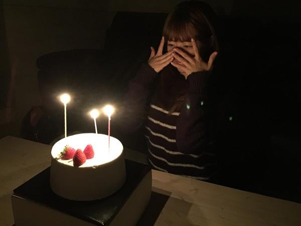 Nam Joo (Apink) vừa tròn 20 tuổi