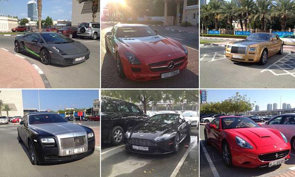 Đại học American tại Dubai (American University in Dubai, AUD) là một trường đại học tư   được thành lập năm 1995 tại Dubai thuộc tiểu vương quốc của Các Tiểu Vương quốc Ả   Rập Thống nhất (UAE). AUD nổi tiếng trên mạng với hình ảnh bãi đậu xe toàn Rolls-  Royce, Ferrari, Aston Martin khiến ai cũng phải choáng ngợp.