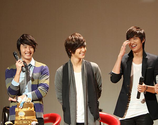 7 tình bạn thân thiết của các mỹ nam Hàn