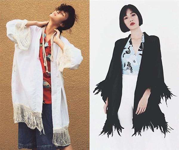 Thỉnh thoảng khi dự các sự kiện quan trọng, Linn cũng lựa chọn cho mình những mẫu trang phục nữ tính và sang trọng, nhưng vẫn đầy cá tính.