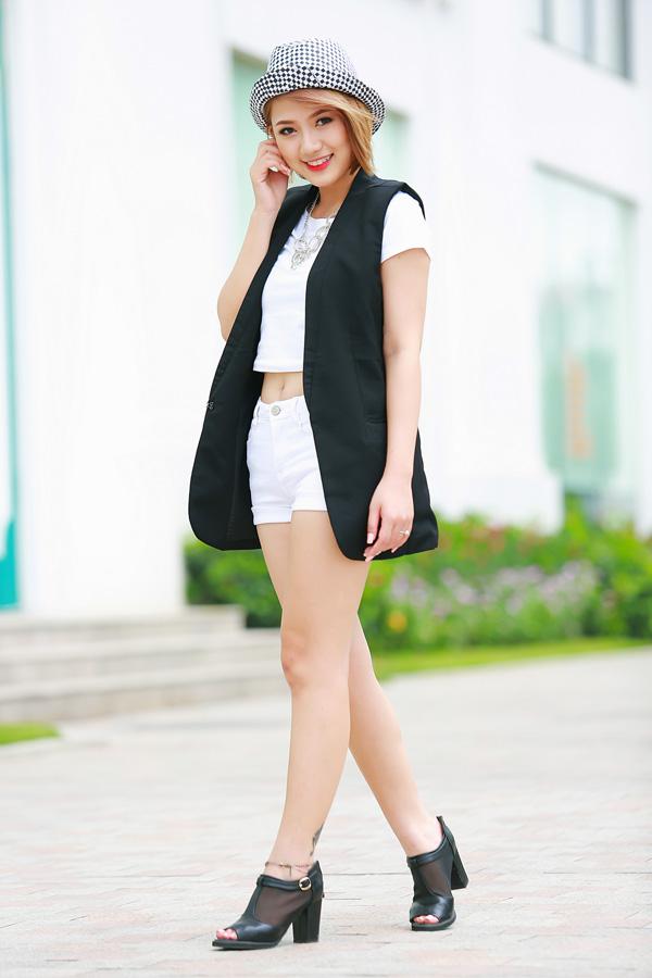 Photo: Như Hoàn Makeup: Hà remy