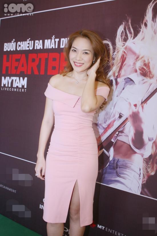 Mỹ Tâm là nghệ sĩ đầu tiên của Việt Nam trình chiếu concert với công nghệ IMAX vừa chỉ xuất hiện tại TP HCM 1 ngày trước.
