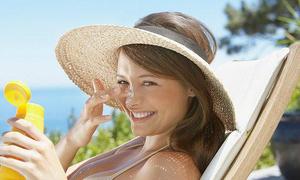 Sạm da vì dùng kem chống nắng sai cách