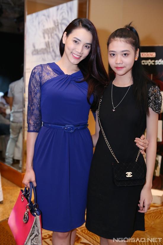 Lương Ánh My (sinh năm 1999) hiện đang theo học tại một trường THPT quận Tân Bình, TP HCM là cô cháu gái của người mẫu, diễn viên Trang Nhung. Dù mới 16 tuổi nhưng Ánh My đã cao 1m70 và có gương mặt xinh xắn.