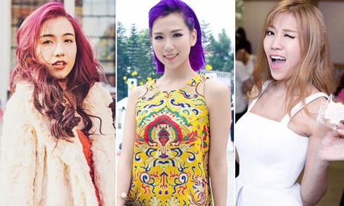 Min, Mie, Trang Pháp tiết lộ cách chăm sóc tóc sau tẩy, nhuộm