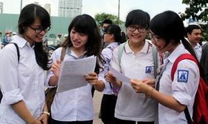 Bộ Giáo dục công bố hướng dẫn tuyển sinh đại học, cao đẳng 2015