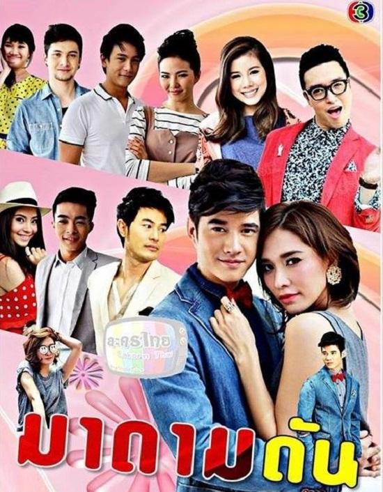5 phim Thái vạch trần sự hào nhoáng của giới giải trí