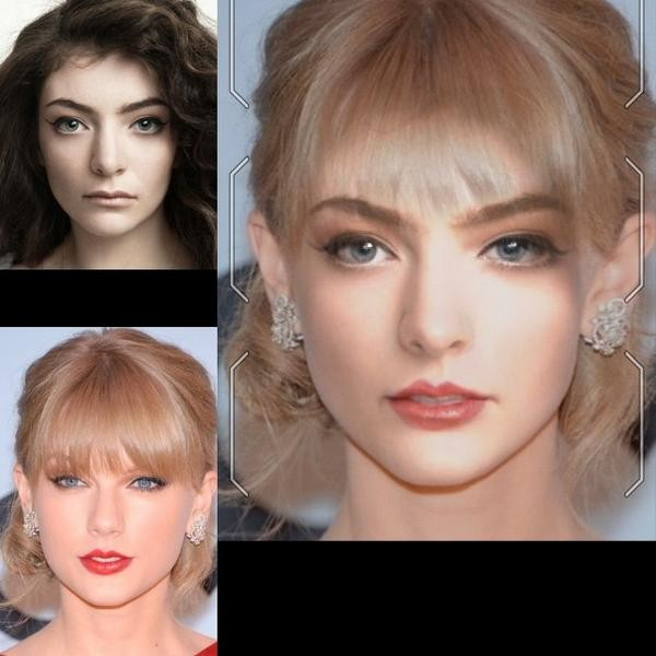 """Công chúa nhạc đồng quê"""" - Taylor Swift và cô bạn thân Lorde khi kết hợp lại cùng nhau đẹp hoàn hảo như búp bê Barbie."""