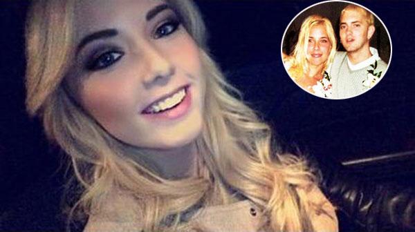 Hailie Scott là con gái duy nhất của rapper Eminem và bạn gái thời trung học Kim Mathers. Không chỉ xinh đẹp, Hailie còn nổi tiếng là nữ sinh thông minh, tài năng. Cô từng đạt danh hiệu Hoa khôi tại trường trung học Chippewa Valley ở Michigan năm 17 tuổi.