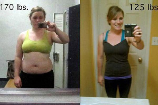 Nhờ giảm cân, các cô gái có được thân hình cân đối, săn chắc, khỏe mạnh và tự tin ăn diện.