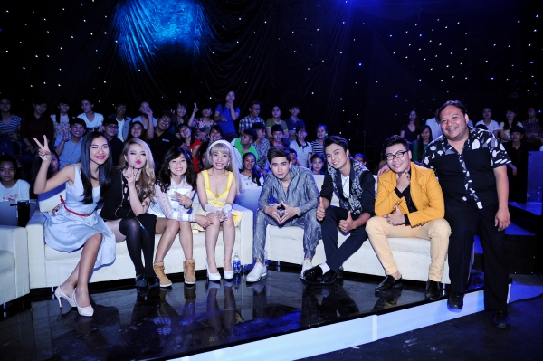 Đêm thi thứ 5 sẽ chính thức lên sóng vào lúc 21h thứ 7 ngày 9/5 trên kênh THVL1