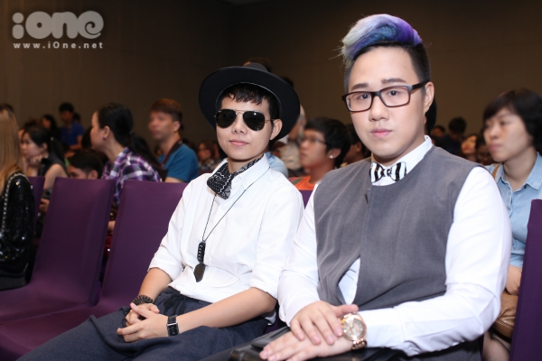 Trung Quân và Vũ Cát Tường cho biết cả hai sẽ trình diễn ca khúc cực hit của mình trong đại nhạc hội.