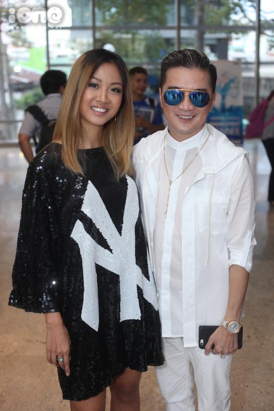 Suboi là một trong những ca sĩ hứa hẹn mang đến màn bắn rap cực chất trong chương trình.