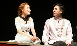 Chi Pu tự tin khoe giọng hát khi lần đầu diễn nhạc kịch