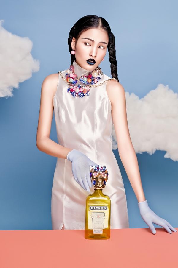 Concept & Photographed by Hardy Yuen  Styling by Sơn Nguyễn, Hardy Yuen   Mua: Thanh Nguyễn   Model: Nguyen Thi Cha Mi   Fashion: Phi Pham & Trang Khieu | Ly Giam Tien | Son Xoan & Hardy