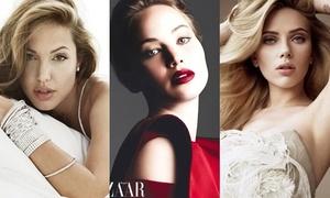Ngây người ngắm 15 nhan sắc hoàn hảo nhất Hollywood