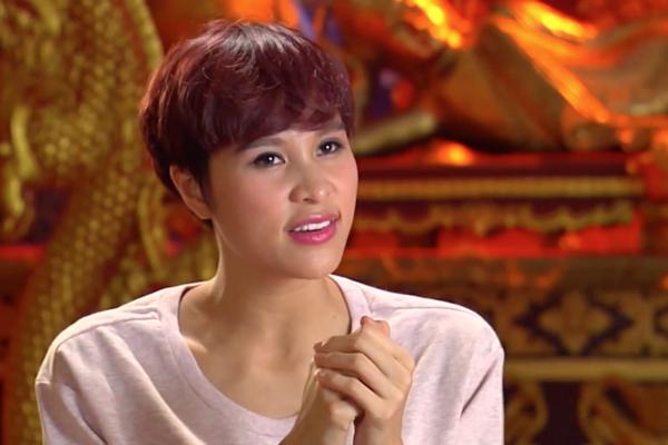 Phương Mai đã ra sức giải thích cho Lâm Chi Khanh hiểu rằng cô ấy không hề có ý dùng từ ngữ khá khó nghe để mắng 'đàn chị'.