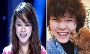 Hình ảnh Tiên Tiên thi The Voice 2013 khiến fan ngỡ ngàng