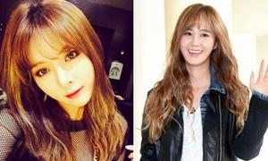 Cùng để mái thưa, Hyun Ah, Yuri được khen chê các kiểu