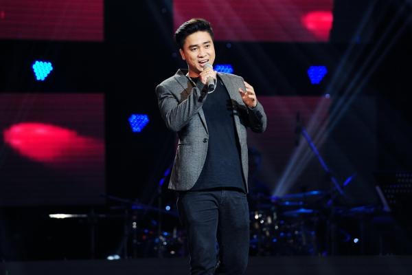 Chàng trai người Huế -Trương Ny chinh phục được giám khảo Mỹ Tâm với ca khúc Chỉ còn lại tình yêu.