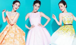 Diễm My diện váy bồng bềnh như công chúa