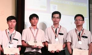 Gần 2.000 học sinh giỏi Toán được trao huy chương
