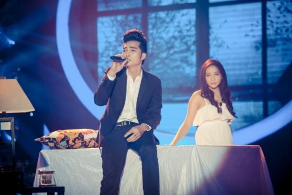 Khương Ngọc ấm chọn trúng ca sĩ Quang Hà trong đêm thi thứ 7. Anhgặp nhiều thử thách khi biểu diễn ca khúc Ngỡ và thể hiện nỗi đau dày vò trong tình yêu của chàng trai dành cho cô gái.