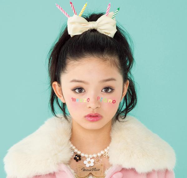 Seki Rion, sinh ngày 6/10/2001 ở Tokyo (Nhật Bản) là một trong những người mẫu độc   quyền của tạp chí thời trang Nico Puchi.