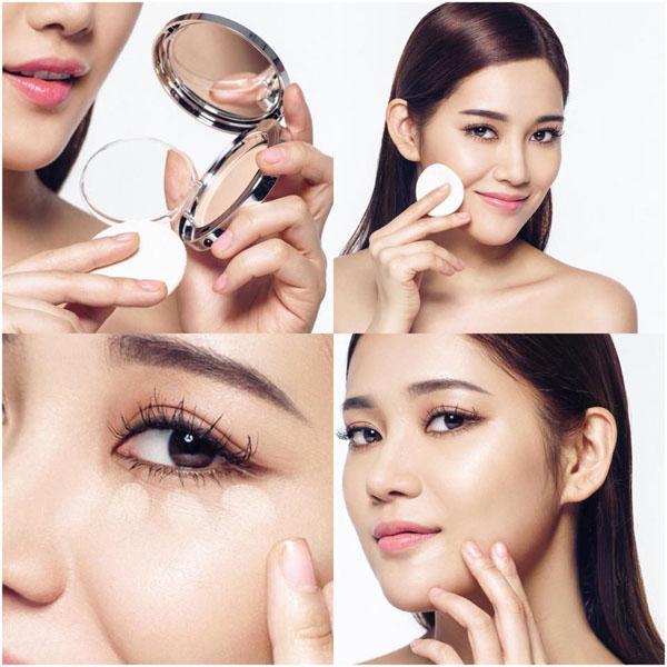 Xu hướng này được lăng xê đầu tiên bởi thương hiệu do chuyên gia trang điểmCho Seong Ah mở ra