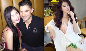 Sao Việt 3/6: Hương Tràm khoe bạn trai Tây, Ngọc Thảo trễ nải sexy