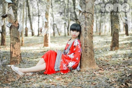 Mình rất thích đất nước Nhật Bản, phong tục tập quán của họ rất độc đáo. Mình có một cô bạn người Nhật khá dễ thương tên Saeka.