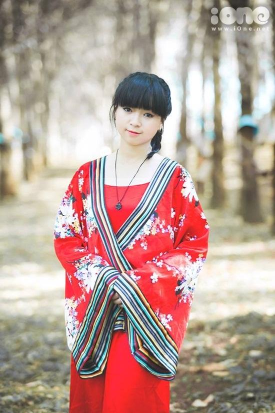 [Mình có một cô bạn người Nhật khá dễ thương tên Saeka.