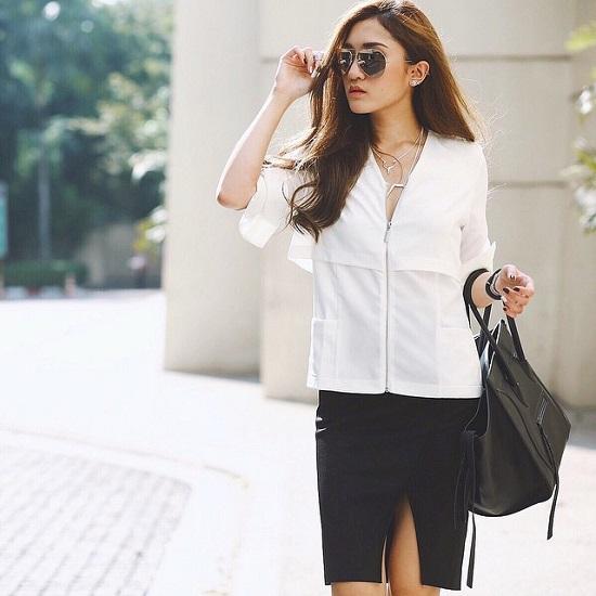 Birdie Parva là một trong những người mẫu ảnh nổi tiếng trong làng thời trang Thái Lan, nhưng ít ai biết rằng, cô nàng là con gái của cựu Bộ trưởng Thương mại Nakasai. Cô nàng hiện đang theo học ngành kinh tế trường ĐH Chulalongkorn danh tiếng nhất Thái Lan.
