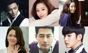 Top 50 nam, nữ diễn viên Hàn đẹp nhất mọi thời đại