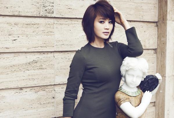 7. Kim Hye Soo